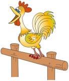 Gallo Illustrazione Vettoriale