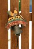 Gallo-campana Fotos de archivo libres de regalías