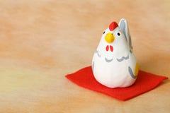 Gallo japonés 4 del Año Nuevo Fotografía de archivo libre de regalías