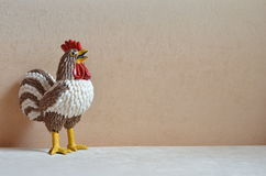 Gallo martillo Año de gallo Foto de archivo