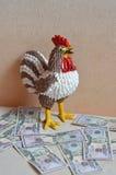Gallo martillo Año de gallo Foto de archivo libre de regalías