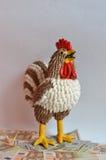 Gallo martillo Año de gallo Fotografía de archivo