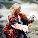 Gallo - símbolo del Año Nuevo Fotos de archivo libres de regalías