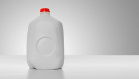 Gallon Milk Carton Royalty Free Stock Photo