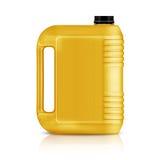 Gallone di plastica Fotografie Stock