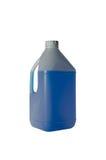 Gallonen für das flüssige Verpacken stockfotos