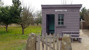 Galloway central Otago royaltyfri fotografi