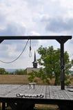 gallows Imagem de Stock