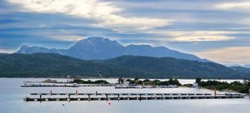 Gallura landscape Stock Photo