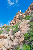 Gallura rocks Stock Images