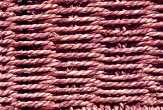 Galonowa purpurowa koszykowa tekstura Zdjęcia Royalty Free