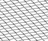Galonowej drucianej stali sieci przemysłowy bezszwowy tło Obrazy Royalty Free