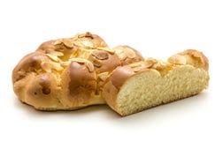 Galonowy chleb odizolowywający obraz royalty free