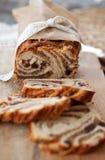 Galonowy tort z dokrętki plombowaniem zdjęcia royalty free