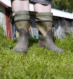 Galoshes Stock Image