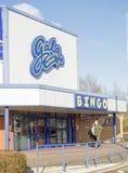 Galowy Bingo, Basingstoke Fotografia Stock