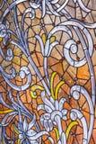 Galss запятнанные годом сбора винограда Стоковые Фотографии RF