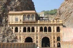 Galta-Tempel, Indien Lizenzfreie Stockfotos