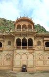 Galtaji Temple In Jaipur. stock photo