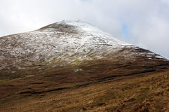 The Galtee mountains in winter, Ireland Stock Image