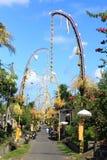 Galungan和Kuningan在巴厘岛 库存照片
