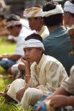 Galungan ceremony Royalty Free Stock Photos