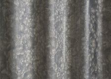 galvaniserad texturzinc Royaltyfria Foton