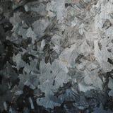 Galvanisierte Blattoberfläche lizenzfreies stockfoto