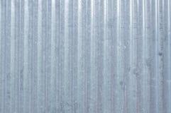Galvanisierte Eisenplatte des Zinks Rusted Lizenzfreie Stockfotografie