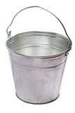 Galvanized bucket Royalty Free Stock Photography