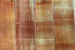 Galvanized iron background. Stock Image