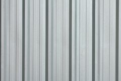 Galvanized iron sheet Royalty Free Stock Photos