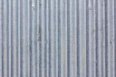 Galvanized iron wall plate background Stock Image