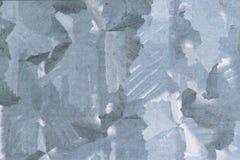 Galvanized sheet metal, background. Royalty Free Stock Image