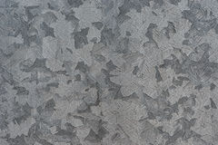 Galvanized sheet metal Stock Photography
