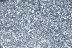 Galvanized sheet view. Galvanized sheet background close up at high resolution Stock Image