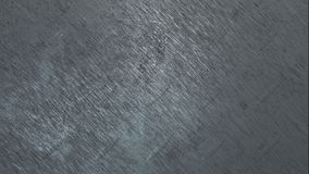 Galvanized stainless steel corrugated steel background plate stock photo