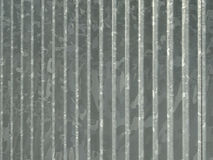Galvanized steel sheet Stock Image