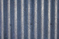 Galvanized steel texture Stock Photography