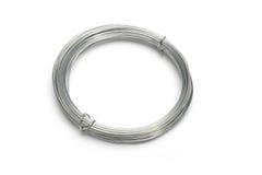 Galvanized wires Stock Photos