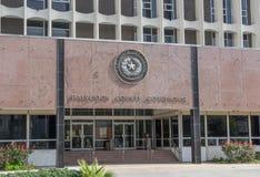 Galveston County domstolsbyggnad Royaltyfria Bilder