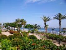 Galveston-Insel Lizenzfreie Stockfotos