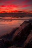 Galveston Sunrise Royalty Free Stock Images