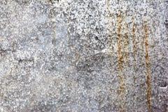 Galvinized iron Stock Image