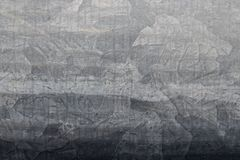 Galwanizująca metal tubki zbliżenia powierzchni tekstura obraz royalty free