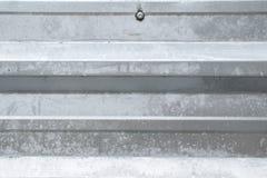 Galwanizujący żelazo ściany tło & tekstura Obraz Stock