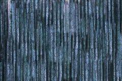 Galwanizujący stalowy prześcieradło folujący obraz stock