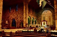 Galway καθεδρικός ναός, κελτικός Στοκ φωτογραφία με δικαίωμα ελεύθερης χρήσης
