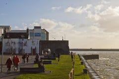 galway Ирландия Стоковая Фотография