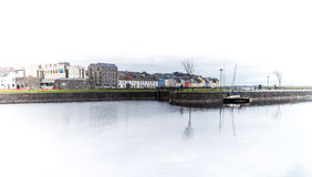 Galway bay. Photograph of the Galway bay , Ireland Stock Images